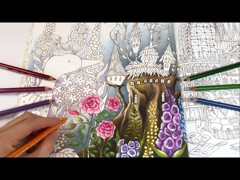 fairy-world---part-1:-romantic-country-the-second-tale-coloring-book-by-eriy