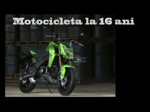 Top 10 motociclete care pot fi conduse cu  A1 la 16ani de 125 cmc NAKED by AutoMotoZone