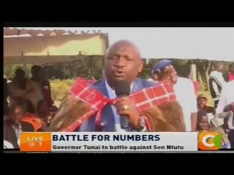 Jubilee, Chama cha Mashinani eye Narok votes