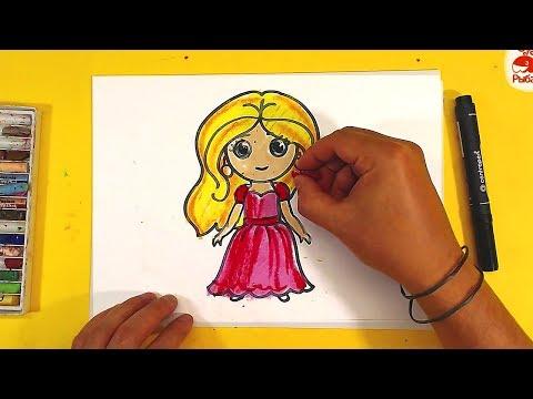 Как рисуют девочки 10 лет
