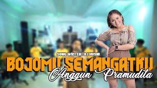 Download lagu BOJOMU SEMANGATKU KOPLO - ANGGUN PRAMUDITA (OFFICIAL VIDEO BANYU - NGAWI PROJECT)