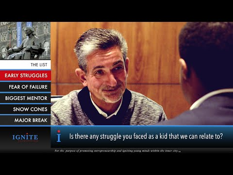 Ignite Entrepreneurship | Episode 1 - Ted Leonsis | Imagine CSA