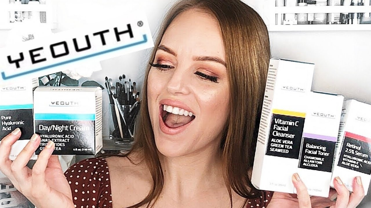 I Tried Yeouth Skincare For A Month Here S What Happened Youtube