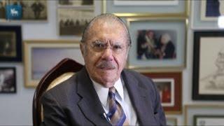 José Sarney fala sobre o dia 31 de março de 1964