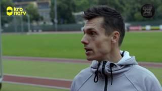 Kan Klaas 100 meter rennen in 10 seconden? - Stap 1