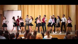 Скачать Mark Ronson Ft Bruno Mars Uptown Funk Dance 11Б