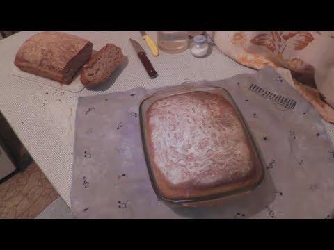 Печем бездрожжевой хлеб своими руками в духовке