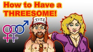 How to Have a Threesome: Sex Tips with The YOLO DTF Couple