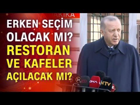 """Cumhurbaşkanı Erdoğan: """"Bir gece ansızın gelebiliriz"""" Flaş açıklamalar"""