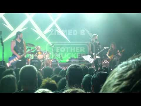 Metallica Escape jam LIVE San Francisco, USA 2011-12-10 1080p FULL HD