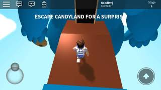 My first map I play in roblox part1