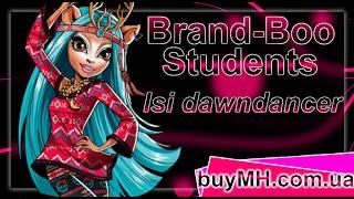 Обзор Иси Даунденсер Monster High Brand-Boo Students Isi Dawndancer thumbnail