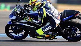 Yamaha R3   Full Race   Valentino Rossi  x Jorge Lorenzo x Pol Espargaró x Bradley Smith