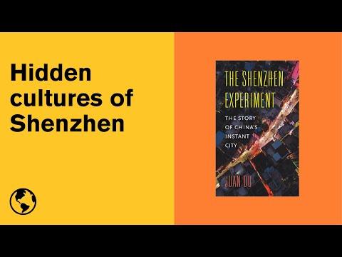 2020 IHR Book Award Lecture: 'The Shenzhen Experiment' with Juan Du