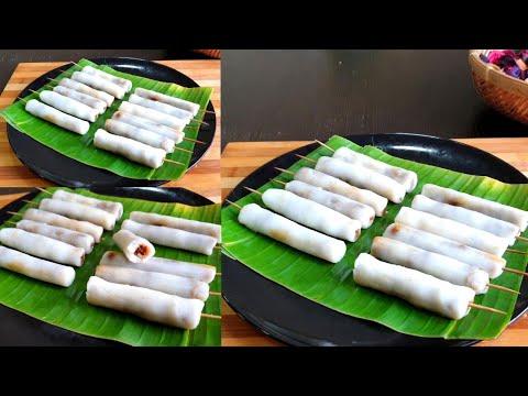 A Day Vlog/ബറാത്ത് വിഭവം/ Steamed Coconut Rice cake/ Ricepowder Snack/Variety Kozhukatta Recipe