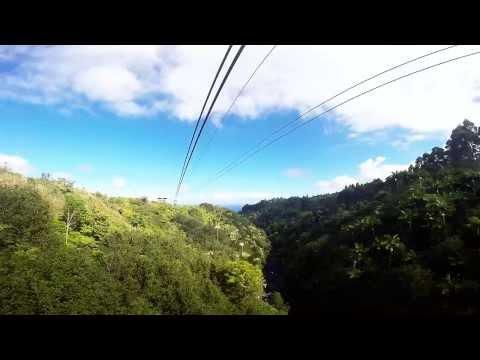 Zipline Adventure - Hilo Hawaii