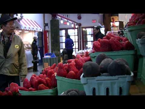 Vancouver Travel Guide: Get Fed at Granville Island Public Market!