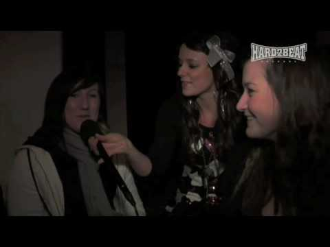 Basshunter - Walk On Water (Lauren Interview)