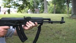 GSG AK47 22LR: Round 3