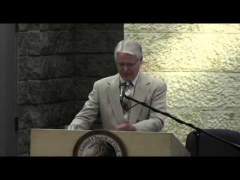 What is Required for Your Salvation? 9-15-2012 John Elliott