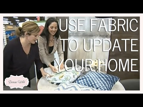Update Your Decor With Soft Furnishings (Dinner Television)