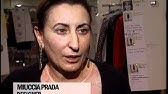 1f639293a53 A Rare Interview with Miuccia Prada at the Fall 1997 Miu Miu Show ...