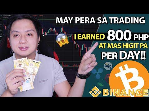 Paano ako kumikita ng 800php per day sa Bitcoin? Binance Tutorial Trading Strategies and Indicators