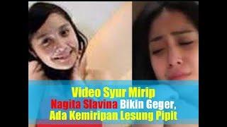 Viral Video Syur Mirip Nagita Slavina Bikin Geger, Ada Kemiripan Lesung Pipit