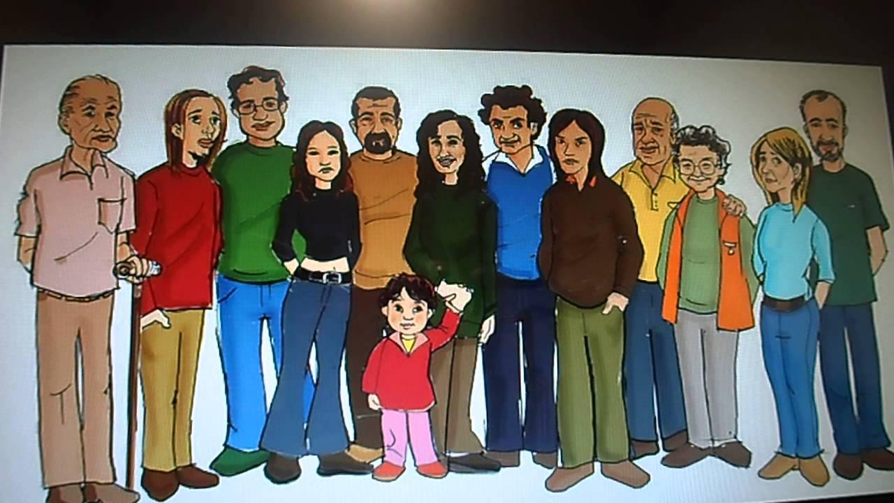 Familia Extensa 1 Educaci N Infantil Us By Carmen