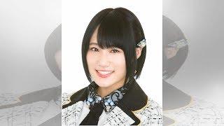 NMB48城恵理子が2度目の卒業発表「新しい道に進もうと」