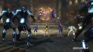 DC Universe Online - PS4 Trailer