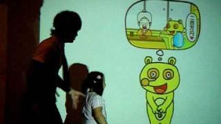 2009年7月26日(日)にファンタジーキッズリゾート海老名店で行...