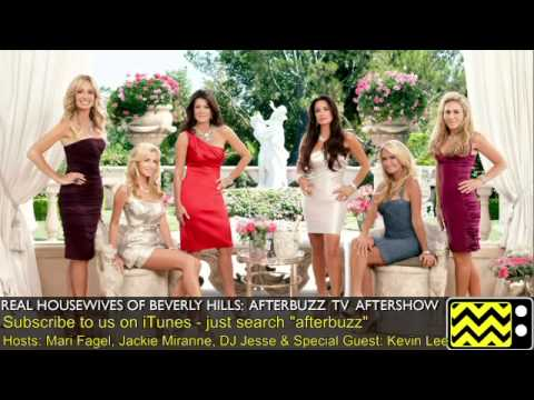 "Real Housewives of Beverly Hills After Show Season 2 Episode 7 ""Game Night Gone Wild"" 