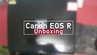 캐논풀프레임미러리스 canon eos r unboxin…