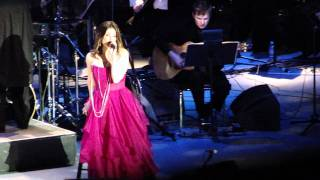 Idina Menzel - No Day But Today - Los Angeles, October 22, 2011 (HD)