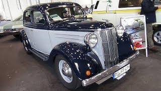 1947 - 1951 Ford V8 Pilot - Hamburg Motor Classics 2017