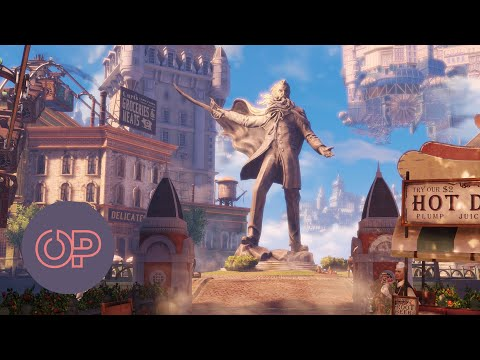 Explore game landscapes in the Other Places video series