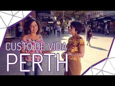 Custo De Vida Em Perth | Intercâmbio Na Austrália