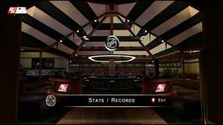 """NHL 2K8 """"Skybox"""" 1080p"""
