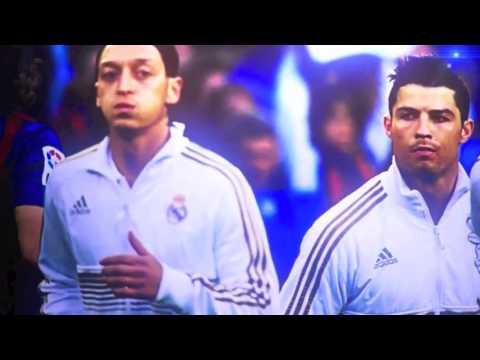 Cristiano Ronaldo 2012/2013 The hero of Real Madrid