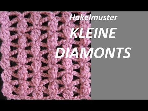 Wunderbar Häkelmuster Stich Galerie - Schal-Strickende Muster-Ideen ...