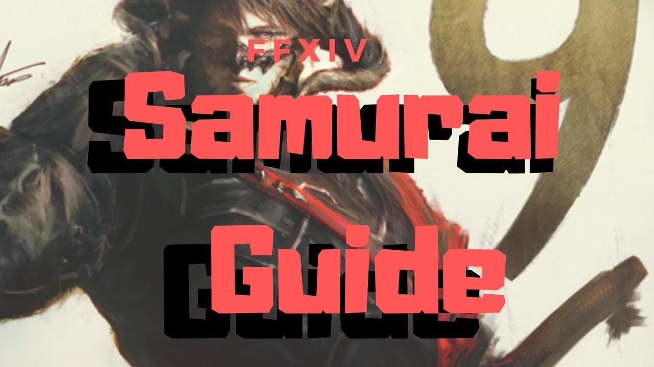 FFXIV Samurai Guide | Patch 5 0
