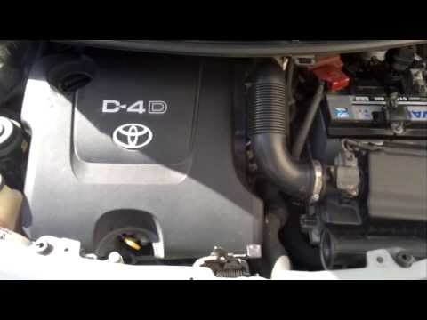 Yaris D4D engine start problem 1