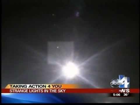 UFOs over Utah County? 2011