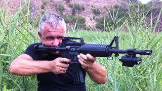 PROVA ASTRA STG  M 4  223 Remington - 5,56 NATO By Marco Benecchi