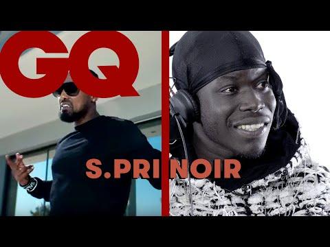 Youtube: S.Pri Noir juge le rap français: Soprano, Jul, Bigflo et Oli… | GQ