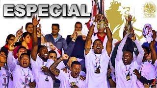 DOCUMENTAL del Campeón de la Liga CONCACAF 2017.