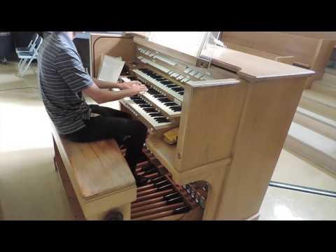 Concordia Irvine Organ Scholarship Audition
