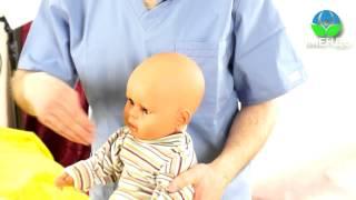 видео Как самостоятельно определить воспаление легких у ребенка