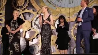 「不思議の国のアリス」のその後を映画化し、世界的な大ブームを巻き起こした『アリス・イン・ワンダーランド』から6年。全世製作ティム・バ...